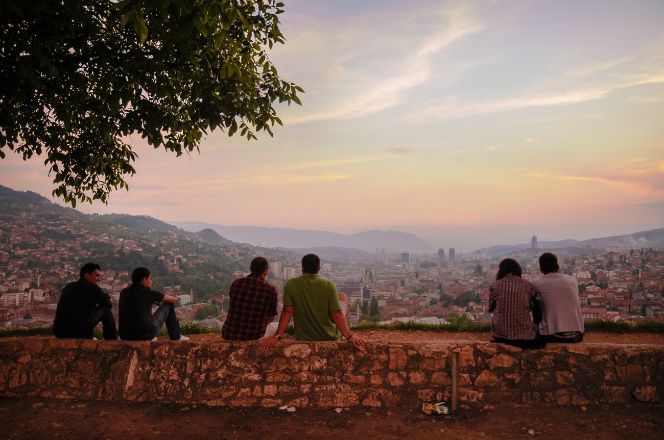 Une jeunesse bosnienne – Webdocumentaire
